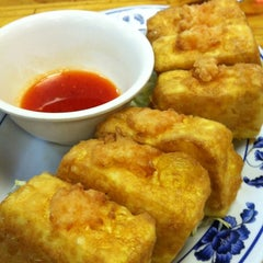 Photo taken at Taste Good Malaysian Cuisine 好味 by Spencer K. on 7/14/2012