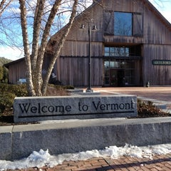 Photo taken at Vermont Welcome Center by Tamra A. on 2/12/2012