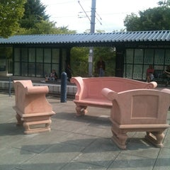 Photo taken at TriMet Willow Creek/SW 185th Ave Transit Center by Gary C. on 7/18/2012