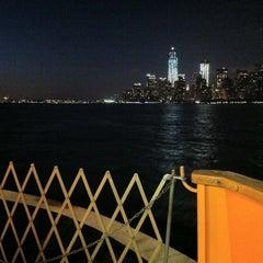 Photo taken at Staten Island Ferry Boat - Spirit Of America by Daniel L. on 6/17/2012
