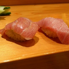 Photo taken at 天寿し 京町店 by Alfred SU2 on 8/4/2012