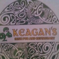 Photo taken at Keagan's Irish Pub and Restaurant by Tracy G. on 6/14/2012