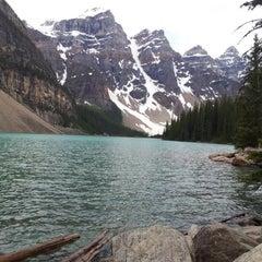 Photo taken at Banff National Park by David R. on 7/5/2012