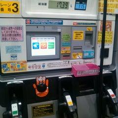 Photo taken at 昭和シェル石油 下寺町SS/株式会社三徳リテールシステム by Hirotake M. on 6/15/2012
