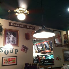 Photo taken at McAlisters Deli by Teddy W. on 5/8/2012