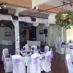 Photo taken at Bluffer's Restaurant by Garrick T. on 7/22/2012