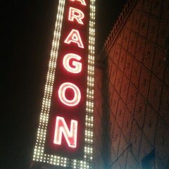 Photo taken at Aragon Ballroom by Erica S. on 2/10/2012