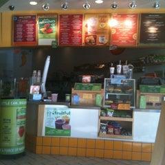 Photo taken at Jamba Juice by Michael C. on 8/1/2012