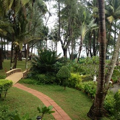 Photo taken at Dusit Thani Laguna Phuket by Виктория Т. on 8/22/2012
