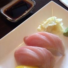 Photo taken at Orange Roll & Sushi by Kien P. on 7/13/2012
