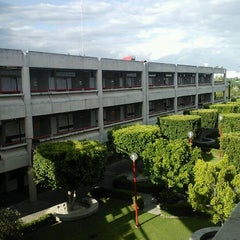 Photo taken at Universidad Iberoamericana Puebla by €s73b@n! J. on 6/13/2012