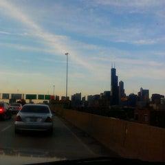 Photo taken at Stevenson Expressway (I-55) by Blanca G. on 3/17/2012