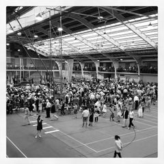Photo taken at Lavino Field House by Diggs on 5/27/2012