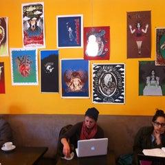Photo taken at Star Lounge Coffee Bar by Derek T. on 4/4/2012