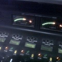 Photo taken at Power 96.5 Studio by Simon N. on 4/4/2012