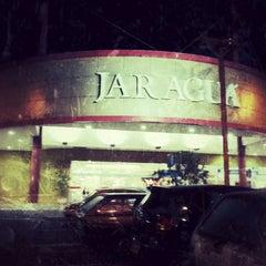 Photo taken at Shopping Jaraguá by Daniel D. on 6/3/2012