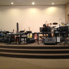 Photo taken at Gereja Kemah Tabernakel (Tabernacle Family) by Albert Steven Y. on 3/23/2012