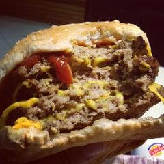 Photo taken at Burger King by Daniel D. on 6/13/2012