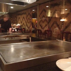 Photo taken at Kono Hibachi & Sushi Bar by Peter E. on 7/20/2012