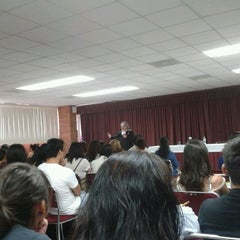 Photo taken at Universidad Latina de America by Sthan M. on 4/27/2012