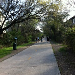 Photo taken at Katy Trail by Chuck M. on 3/12/2012