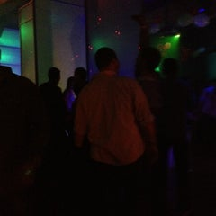 Photo taken at Aura by Victor A. on 5/6/2012