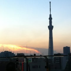 Photo taken at アトレ亀戸 by Kazuto T. on 7/10/2012