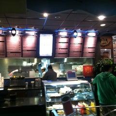 Photo taken at Elmwood Taco & Subs by Jamie M. on 3/18/2012