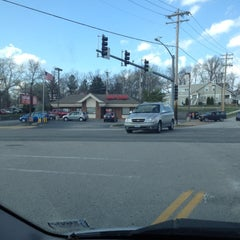 Photo taken at Manchester Rd. And Ballpark Dr. by Karen F. on 3/14/2012