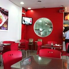 Photo taken at QG Jeitinho Caseiro by Dina T. on 4/11/2012