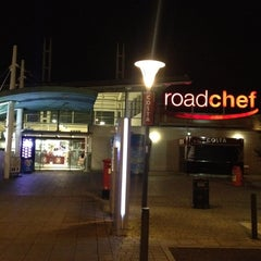 Photo taken at Norton Canes Motorway Services (RoadChef) by Jon B. on 8/2/2012