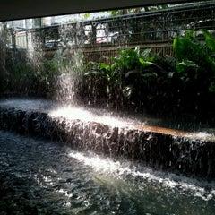 Photo taken at Tivoli São Paulo - Mofarrej by Andre A. on 6/14/2012