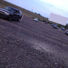 Photo taken at Aut-O-Rama Twin Drive-In Theatre by Alex M. on 8/5/2012