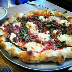 Photo taken at Pizzeria Delfina by Elisa B. on 3/10/2012
