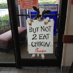 Photo taken at Chick-fil-A by Mo S. on 3/16/2012