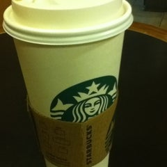 Photo taken at Starbucks by Brandii O. on 5/9/2012
