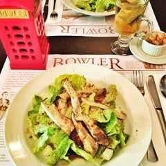 Photo taken at Bowler Restaurant by Sid M. on 6/26/2012