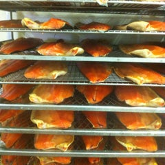 Photo taken at Acme Smoked Fish by Veronica C. on 6/3/2012