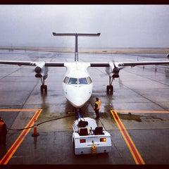 Photo taken at Harrisburg International Airport (MDT) by Mrinabh D. on 2/24/2012