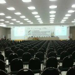 Photo taken at Praia Centro Hotel Fortaleza by Robson' B. on 8/17/2012