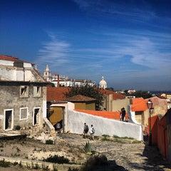 Photo taken at Castelo de São Jorge by Dmitry S. on 9/10/2012