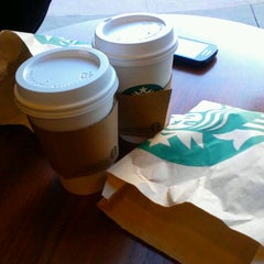 Photo taken at Starbucks by Dexy C. on 5/6/2012