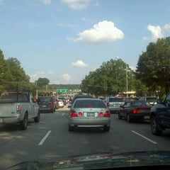 Photo taken at I-440 Beltline by Jessica R. on 8/3/2012