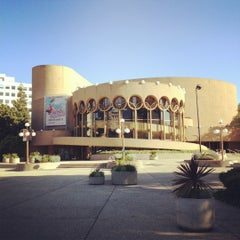 Photo taken at San Jose Center for the Performing Arts by Andrew E. on 6/1/2012