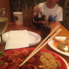 Photo taken at Pei Wei by Marie D. on 5/8/2012