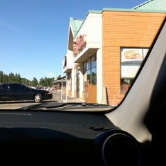 Photo taken at Tim Hortons by Lexi T. on 9/10/2012