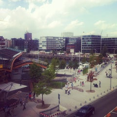 Photo taken at View Point Hamburg by nicolas b. on 8/25/2012