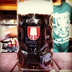Photo taken at Killmeyer's Old Bavarian Inn by Mike V. on 6/8/2012
