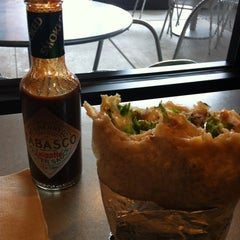 Photo taken at Chipotle Mexican Grill by Matthew C. on 3/17/2012