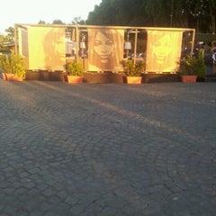 Photo taken at Gianicolo 150 by Daniela D. on 6/23/2012